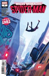 Marvel Comics's Miles Morales: Spider-Man Issue # 7