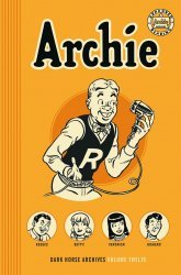 Dark Horse's Archie Archives Hard Cover # 12
