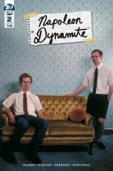 IDW Publishing's Napoleon Dynamite Issue # 2b