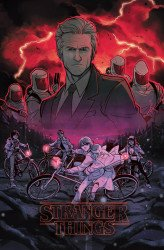 Dark Horse Comics's Stranger Things Issue # 1tfaw