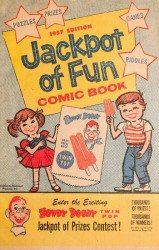DCA Food Industries Inc.'s Jackpot of Fun Comic Book Issue howdy doody