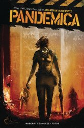 IDW Publishing's Pandemica TPB # 1