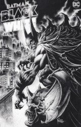 DC Comics's Batman: Black & White Issue # 1frankie-a