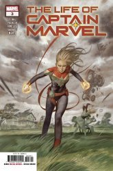 Marvel Comics's The Life of Captain Marvel Issue # 3