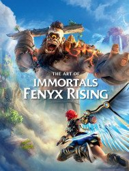 Dark Horse Comics's The Art of Immortals Fenyx Rising Hard Cover # 1