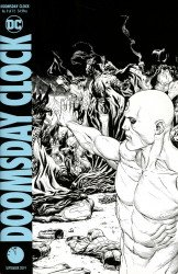 DC Comics's Doomsday Clock Issue # 9 - 2nd print