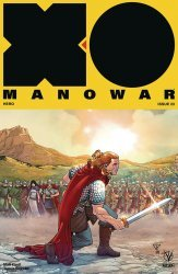 Valiant Entertainment's X-O Manowar Issue # 23d