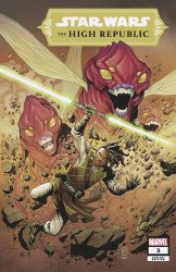 Marvel Comics's Star Wars: High Republic Issue # 3tfaw