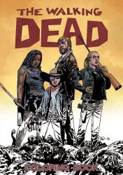 Image Comics's The Walking Dead: Adult Coloring Book Soft Cover # 1