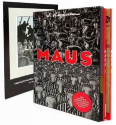 Pantheon Books's Maus: 40th Anniversary Boxed Set Soft Cover # 1
