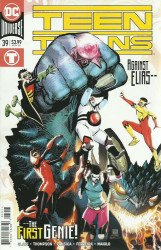 DC Comics's Teen Titans Issue # 39