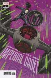 Marvel Comics's Star Wars: Han Solo - Imperial Cadet Issue # 2b