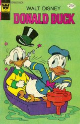 Gold Key's Donald Duck Issue # 167whitman