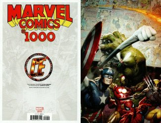 Marvel Comics's Marvel Comics Issue # 1000comics elite-b