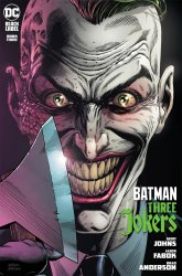 DC Black Label's Batman: Three Jokers Issue # 3g