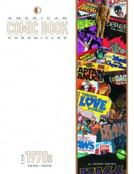 TwoMorrows Publishing's American Comic Book Chronicles Hard Cover # 6