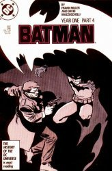 DC Comics's Batman Issue # 407