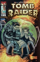 Top Cow's Tomb Raider Issue # 10df-gold