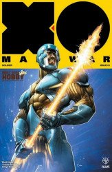 Valiant Entertainment's X-O Manowar Issue # 1most good hobby