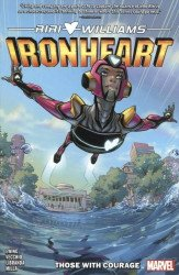 Marvel Comics's Ironheart TPB # 1