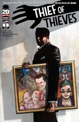 Image Comics's Thief of Thieves Issue # 1