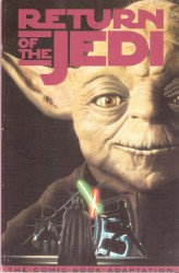 Dark Horse Comics's Classic Star Wars: Return of the Jedi TPB # 1
