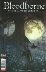 Titan Comics's Bloodborne Issue # 16c
