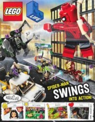 LEGO Systems's LEGO Life Magazine Issue jul/aug 2017