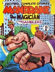 L. Miller & Son's Mandrake the Magician Issue # 22