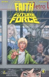 Valiant Entertainment's Faith and The Future Force Issue # 4