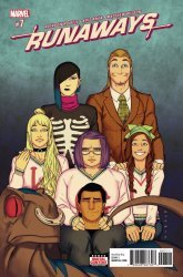 Marvel Comics's Runaways Issue # 7