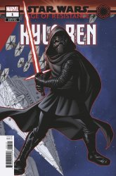 Marvel Comics's Star Wars: Age of Resistance - Kylo Ren Issue # 1b