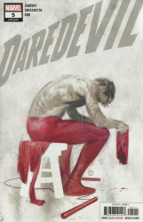 Marvel Comics's Daredevil Issue # 5