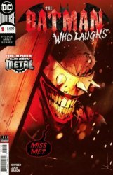 DC Comics's Batman Who Laughs Issue # 1 - final print