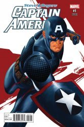 Marvel's Captain America: Steve Rogers Issue # 1f
