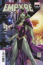 Marvel Comics's Empyre Issue # 5c