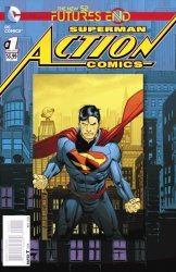 DC Comics's Action Comics: Futures End Issue # 1