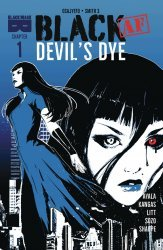 Black Mask Comics's Black [AF]: Devil's Dye Issue # 1
