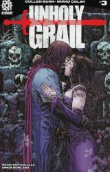 After-Shock Comics's Unholy Grail Issue # 3