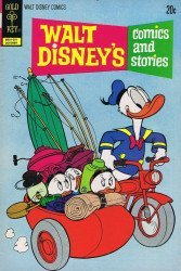 Gold Key's Walt Disney's Comics and Stories Issue # 385b