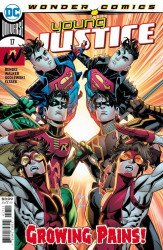 Wonder Comics's Young Justice Issue # 17