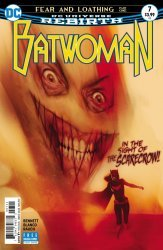 DC Comics's Batwoman Issue # 7