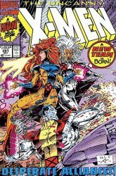 Marvel Comics's The Uncanny X-Men Issue # 281