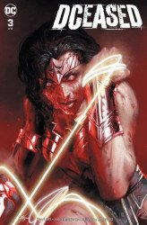 DC Comics's DCeased Issue # 3bulletproof