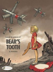Cinebook's Bear's Tooth Soft Cover # 2