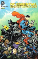 DC Comics's DC Essential Graphic Novels 2016 Issue # 1