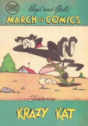 Western Printing Co.'s March of Comics Issue # 72c