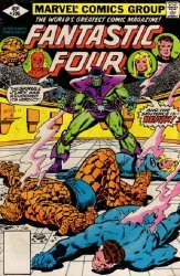 Marvel Comics's Fantastic Four Issue # 206whitman