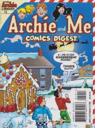 Archie Comics Group's Archie and Me: (Jumbo) Comics Digest Issue # 12