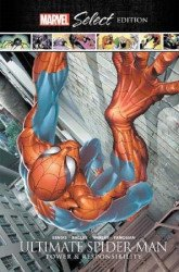 Ultimate Marvel's Ultimate Spider-Man Hard Cover # 1marvel select